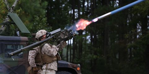 2nd LAAD perfects surface-to-air defense skills