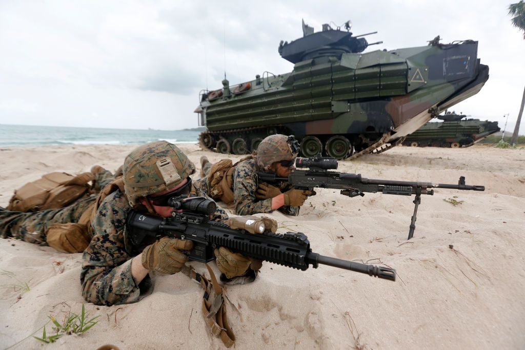 The Marine Corps Is About to Reinvent Itself—Drastically