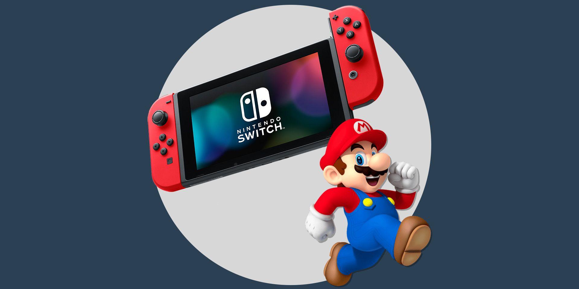 Shop Nintendo Switch Bundle Sale With Red Joy Con Eshop Credit At Walmart