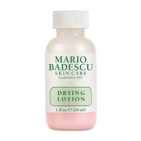 roze flesje met drying lotion van mario badescu 29 ml