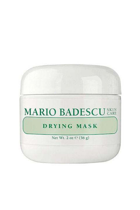 gezichtsmasker poriën reinigen mee-eters verwijderen mee eters