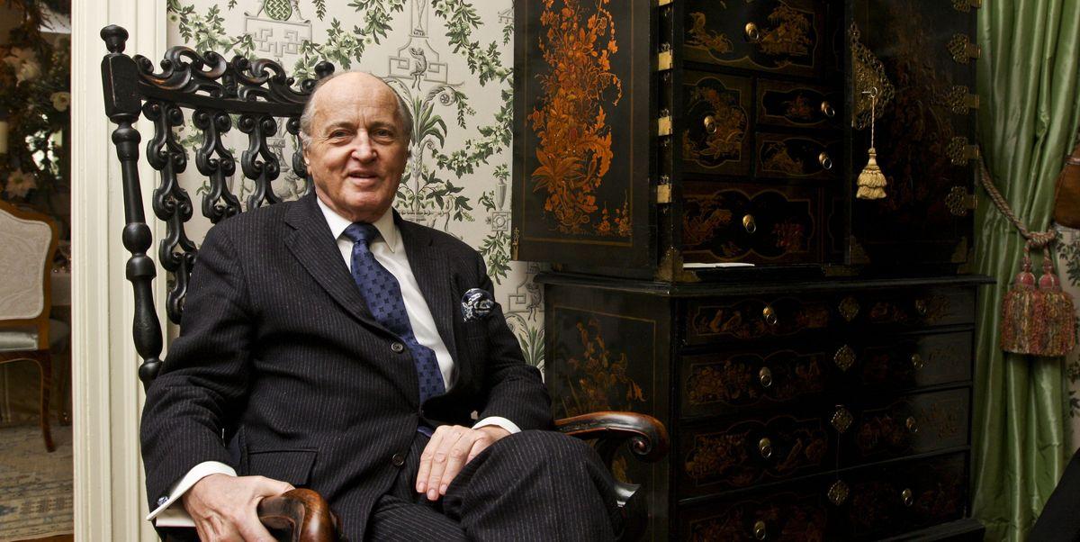 Remembering Design Legend Mario Buatta, Who Died At 82