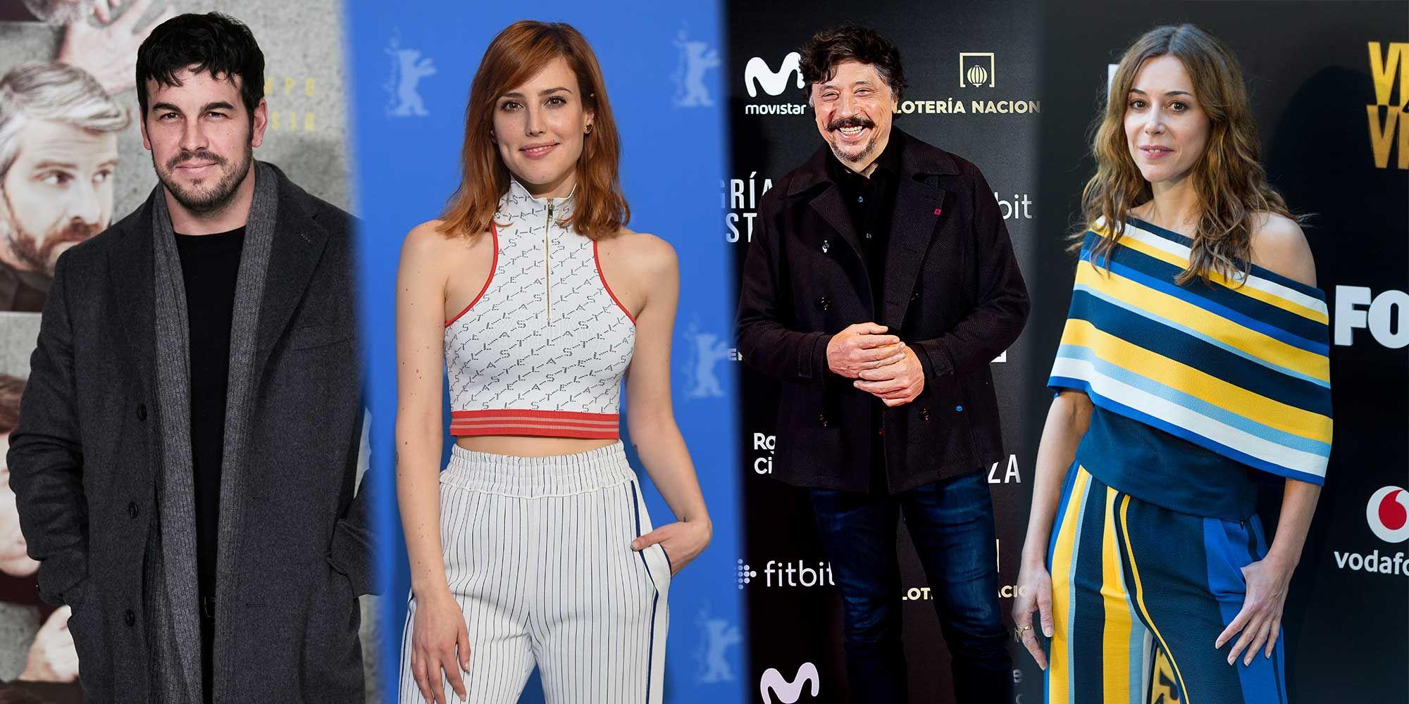 'Adiós': Mario Casas, Natalia de Molina, Carlos Bardem y Ruth Díaz, en lo nuevo de Paco Cabezas