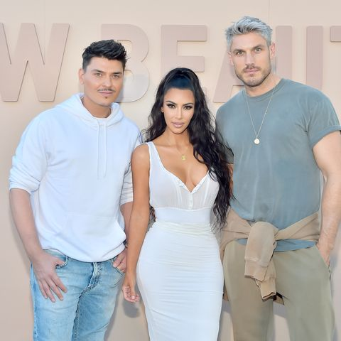 KKW Beauty Fan Event
