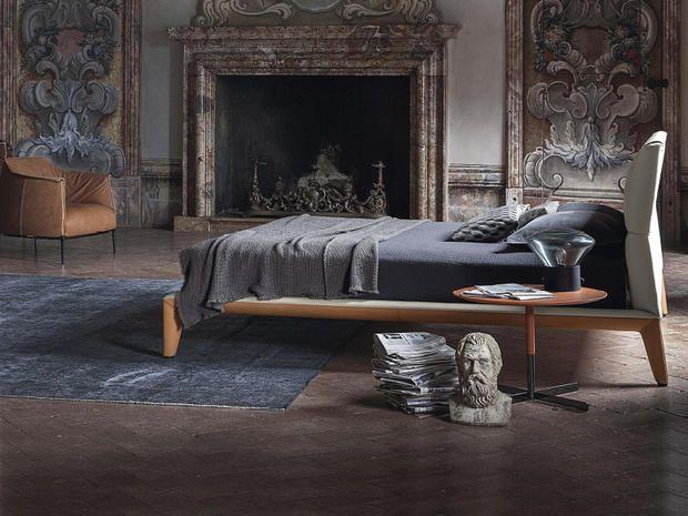 Una Camera Da Letto Da Sogno : Come arredare una camera da letto con camino marieclaire