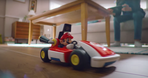 New Mario Kart announced for Nintendo Switch - with a twist
