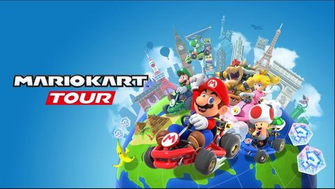mario kart tour juegos iphone ipad
