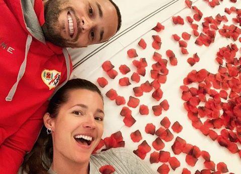 8658a5153 Malena Costa confiesa que tiene más trabajos por ser mujer de futbolista