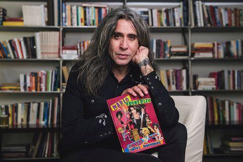 Cuentos para niños rockeros de Mario Vaquerizo