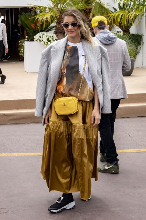 Celebrity Sightings At The 72nd Annual Cannes Film Festival - Day 9