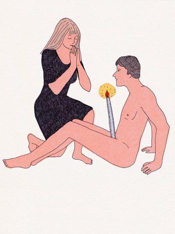 Sessualità di coppia: le fantasie erotiche