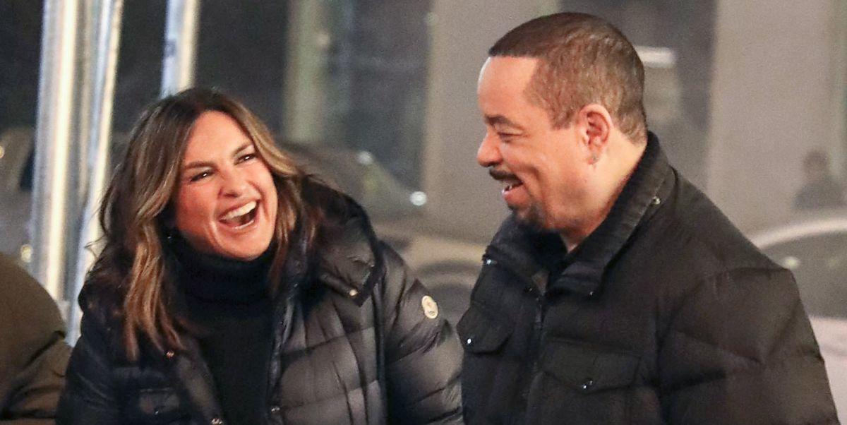 'Law & Order: SVU' Fans Will Lose It Over Mariska Hargitay's Emotional Tribute to Ice-T