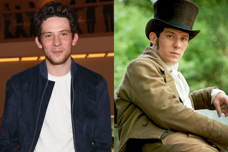 Josh O'Connor as Marius