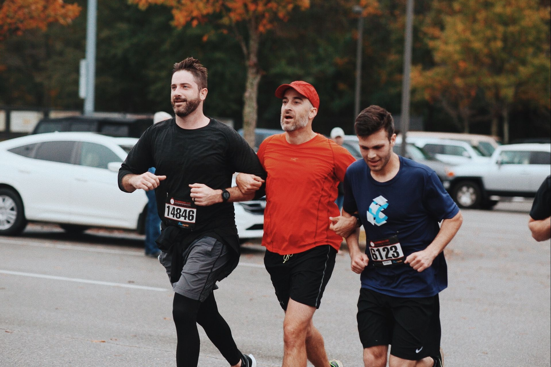 This College Makes Every Student Run a Half Marathon