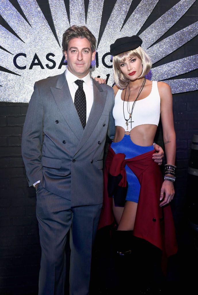 Mark Birnbaum and Tori Praver - Edward and Vivian Who doesn't love the Pretty Woman story? Count Catch Hospitality Group cofounder Mark Birnbaum and model Tori Praver as fans.