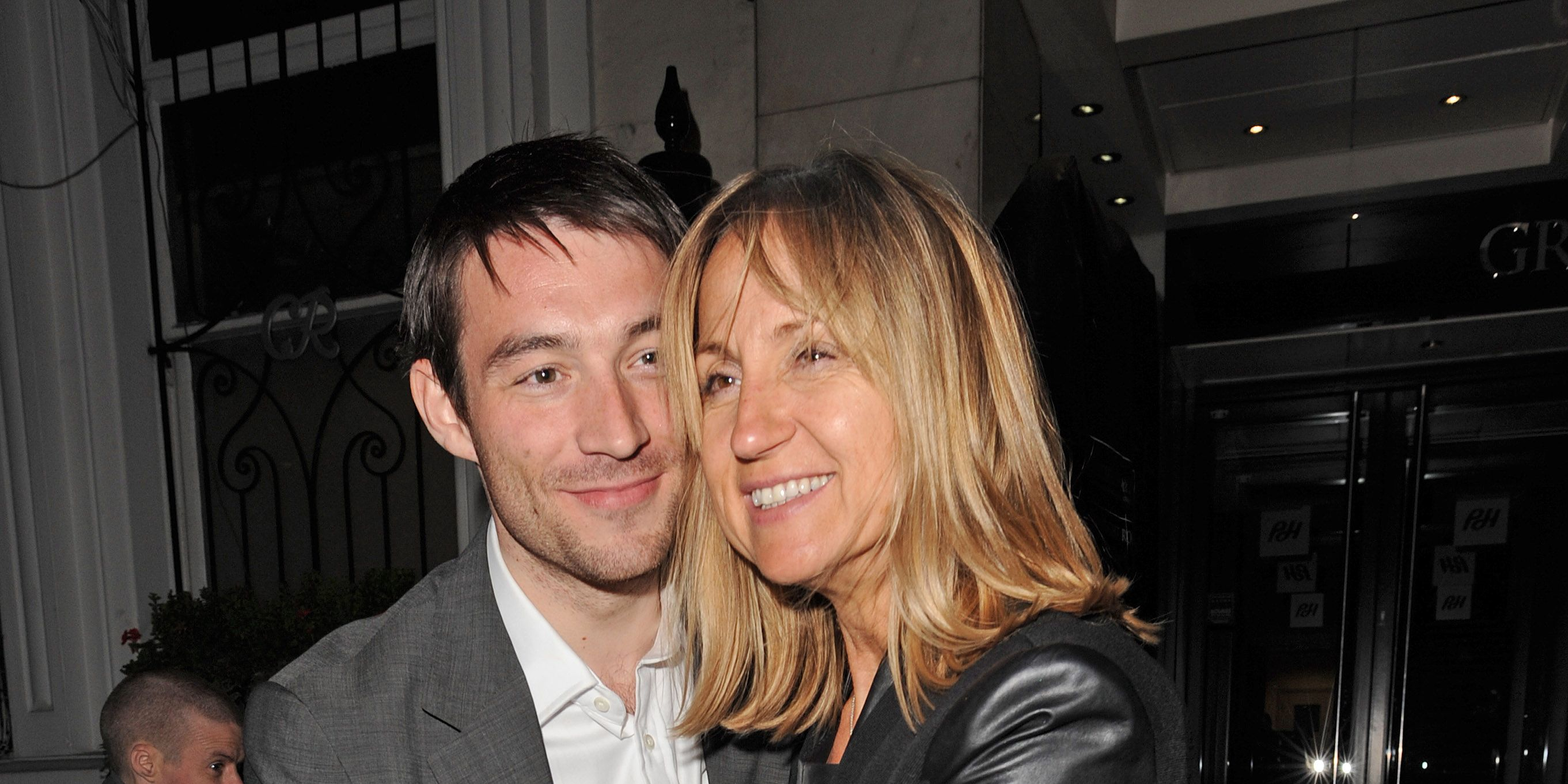 Carol McGiffin Mark Cassidy wedding married