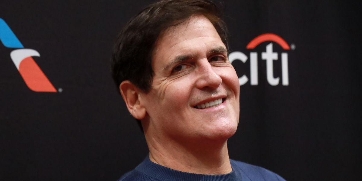 'Shark Tank' Star Mark Cuban Doesn't Want His Kids to be 'Entitled Jerks'