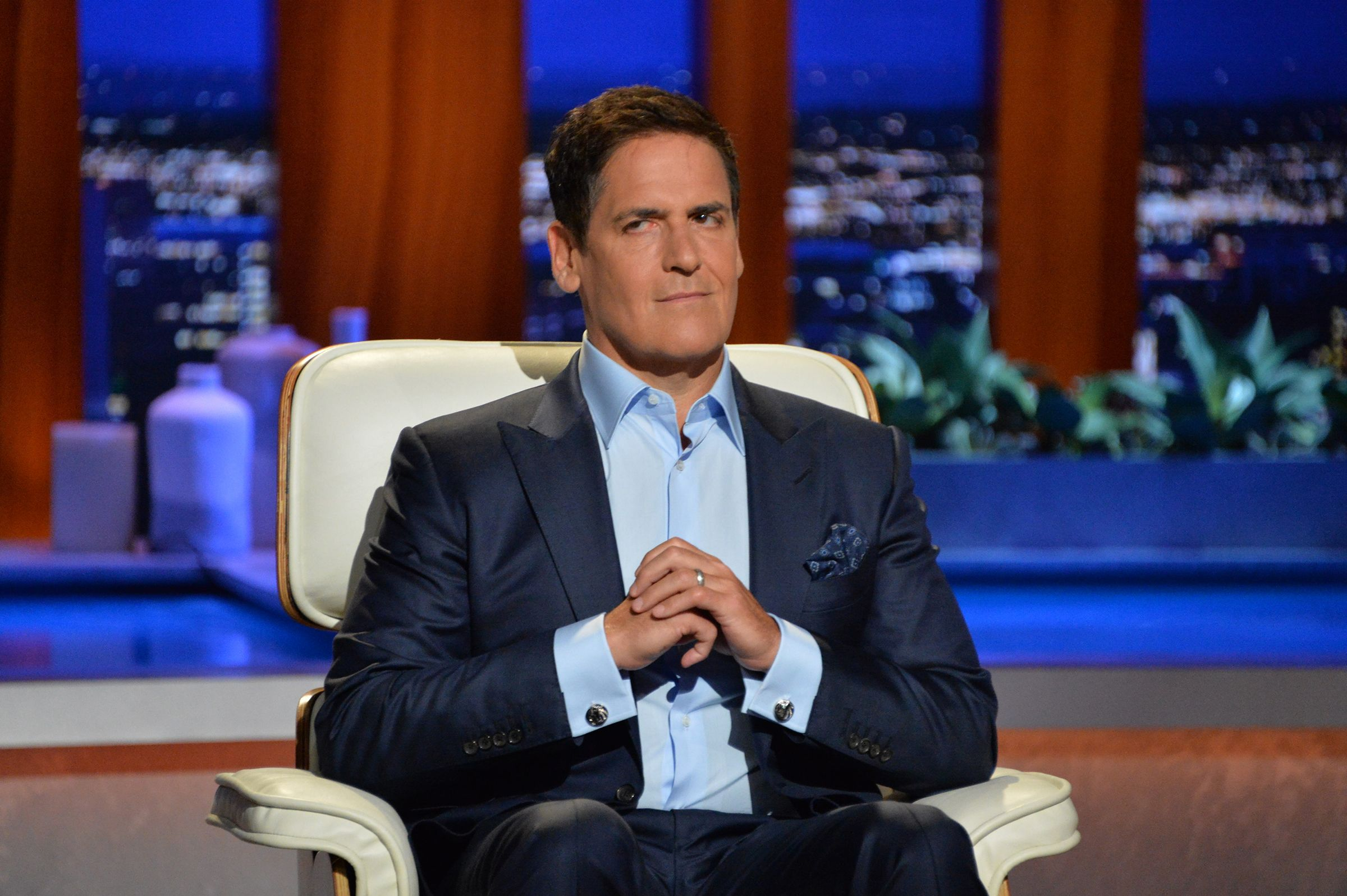 'Shark Tank' Star Mark Cuban Claims His Kids Can Make $40 an Hour Using This One Skill