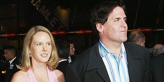 'Shark Tank' Star Mark Cuban's Wife Tiffany Didn't Hold Back When She Was First Asked About Their Relationship