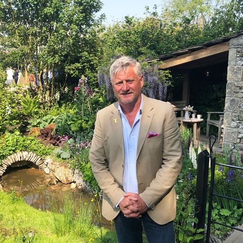 Mark Gregory Chelsea Flower Show Welcome to Yorkshire
