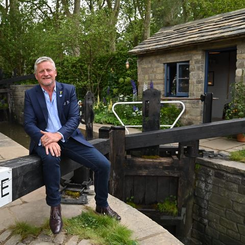 Mark Gregory Welcome to Yorkshire Chelsea Flower Show