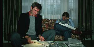 Harrison Ford y Mark Hamill Star Wars