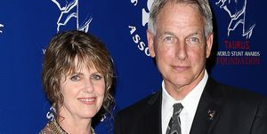 mark harmon wife pam dawber