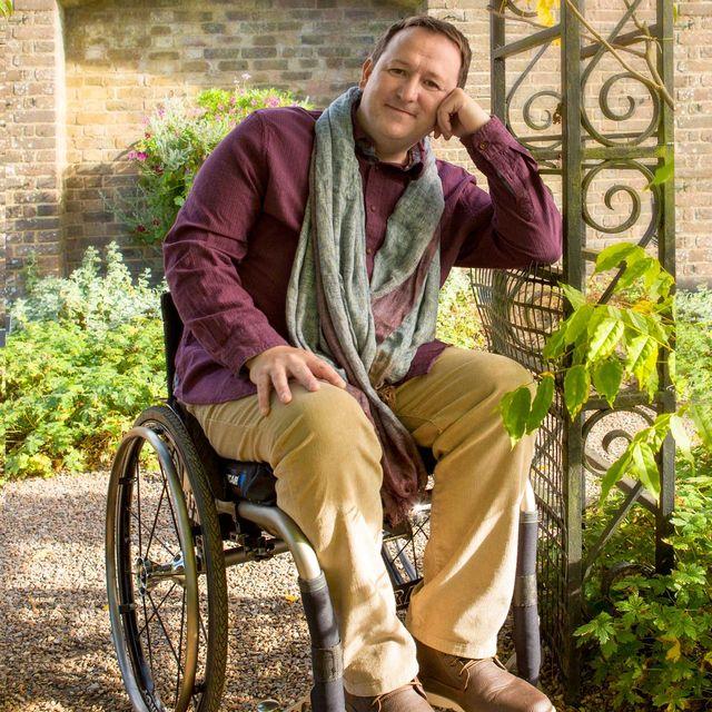 how to design an accessible garden, according to gardeners' world's mark lane