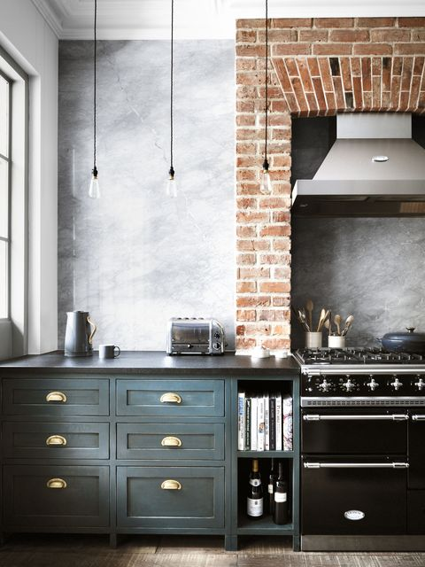 Mark Lewis London Kitchen Design - Small-Space Ideas for ...