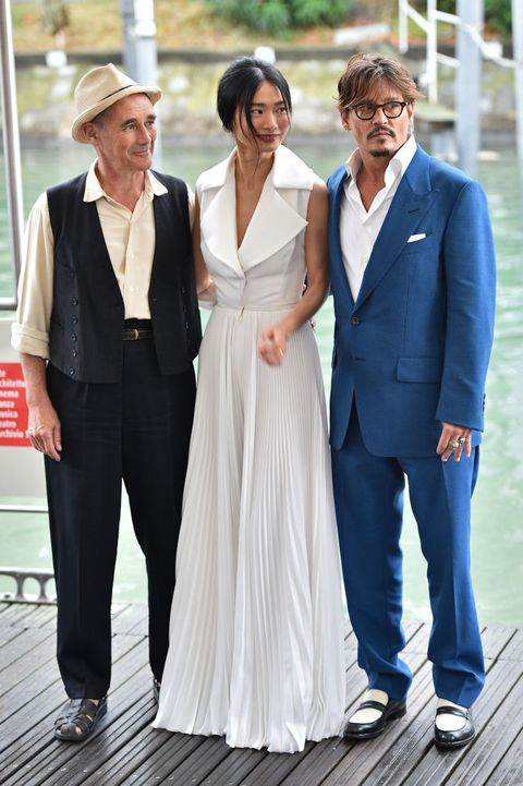 Celebrity Sightings During The 76th Venice Film Festival - September 6, 2019