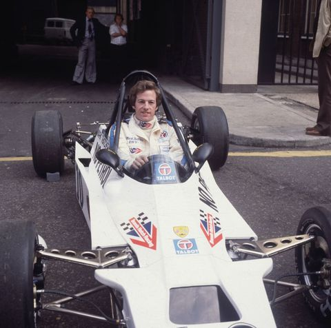 mark's car