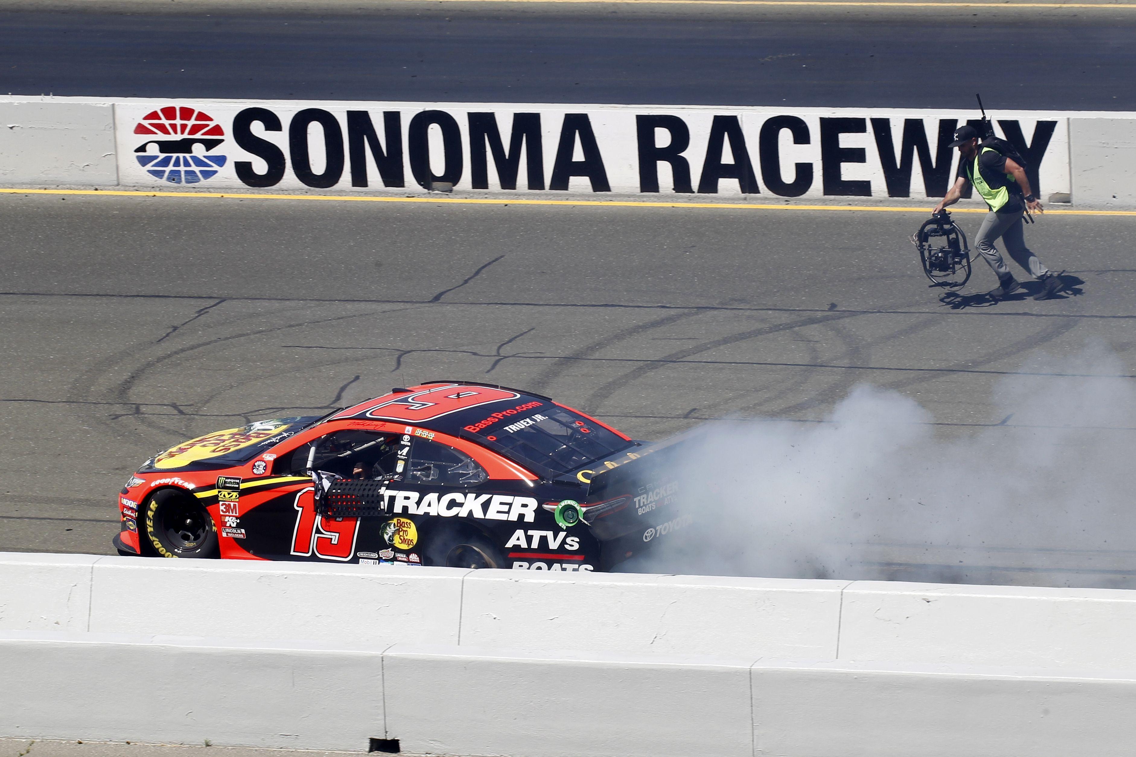 Sonoma Lose NASCAR Race Dates for 2020