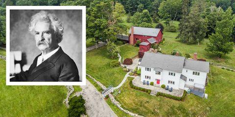 Mark Twain Farmhouse