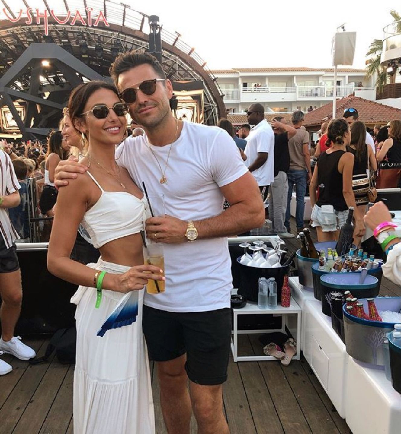 Our Girl star Michelle Keegan's husband Mark Wright defends her from nasty social media trolls on Instagram