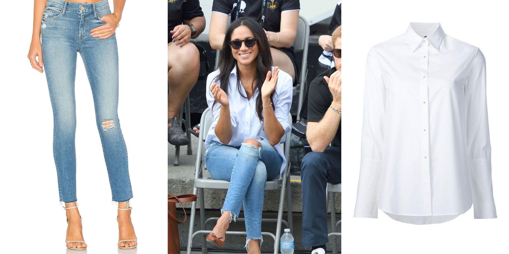 Meghan Markle S Favorite Fashion Brands How To Dress Like Meghan