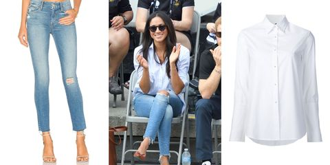 fd189327cf3aa Meghan Markle s Favorite Fashion Brands - How to Dress Like Meghan ...
