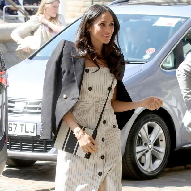The Best Meghan Markle Dress Style