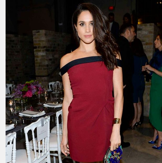 a2a4ec25120 Meghan Markle Style - Photos of Meghan Markle's Best Fashion Moments