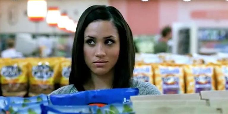 Someone Dug Up A 2009 Commercial Starring Meghan Markle And A Bag Of Chips