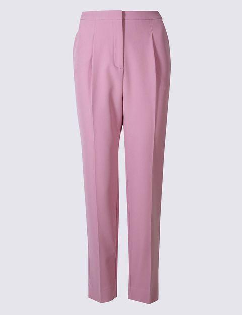 Clothing, Pink, Trousers, Active pants, Suit trousers, sweatpant, Leg, Pocket, Sportswear, Waist,