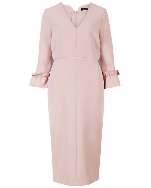 Fans Love Amanda Holdens Elegant Marks Spencer Summer Dress