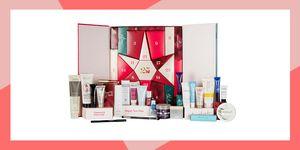 Marks & Spencer beauty advent calendar