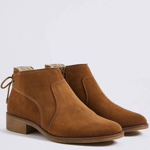 Marks and Spencer boots