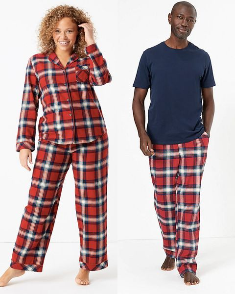 his and hers pyjamas