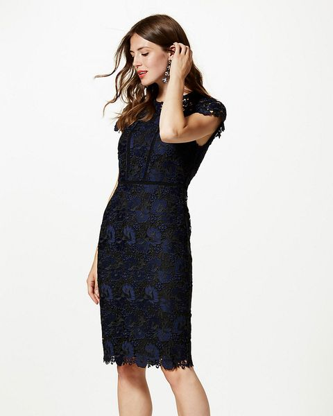 Marks Spencer Lace Bodycon Dress