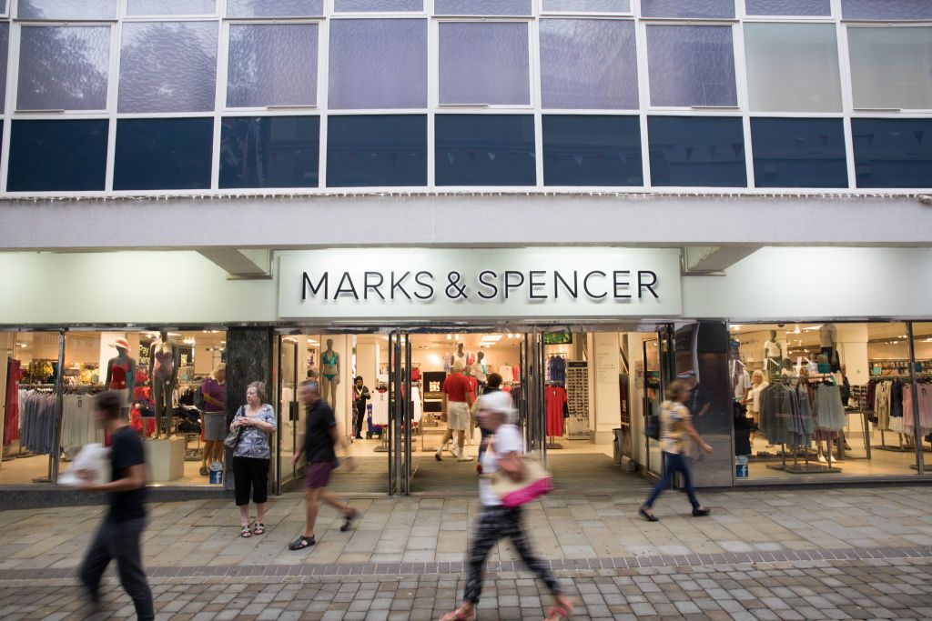 Marks & Spencer set to close another 110 stores after profits fall
