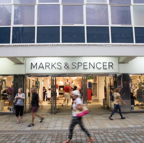 Marks and Spencer store logo
