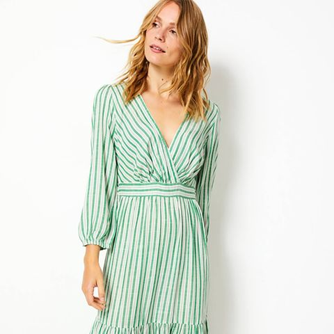 e168e466eb9 Marks & Spencer's long-sleeved summer dress is driving fans wild