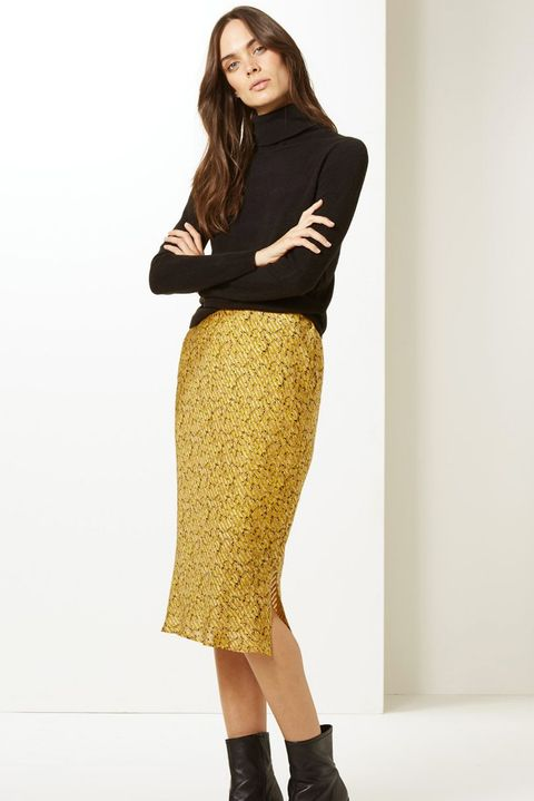 Marks & Spencer midi skirts