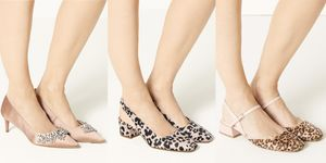 Marks & Spencer shoes online exclusives